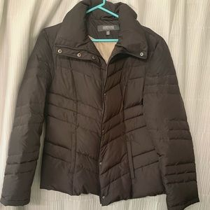 Kenneth Cole black puffer down jacket